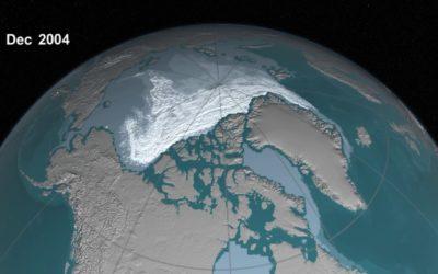 NASA: Older Arctic Sea Ice Disappearing