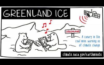 NASA's Earth Minute: Greenland Ice