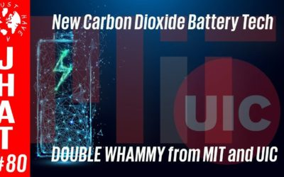 New Carbon Dioxide Battery Solutions