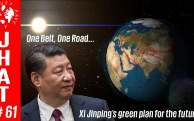 One Belt One Road – Xi Jinping's Green Vision?