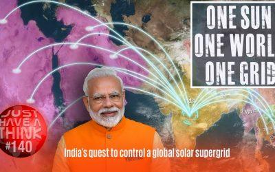 One Sun One World One Grid