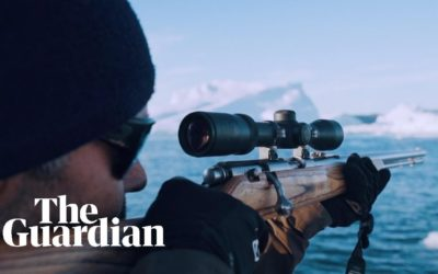 Open Water: Greenlanders on the climate crisis