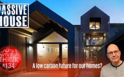 Passive House – A low carbon future for our homes?