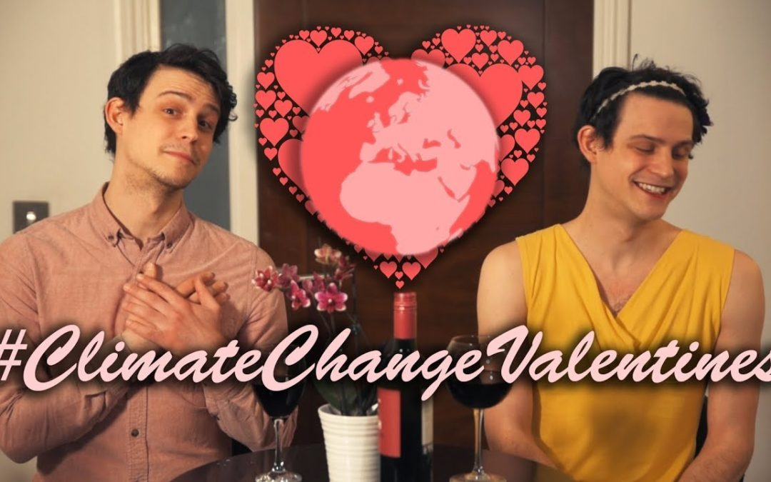 Pick up lines for your Climate Change Valentines