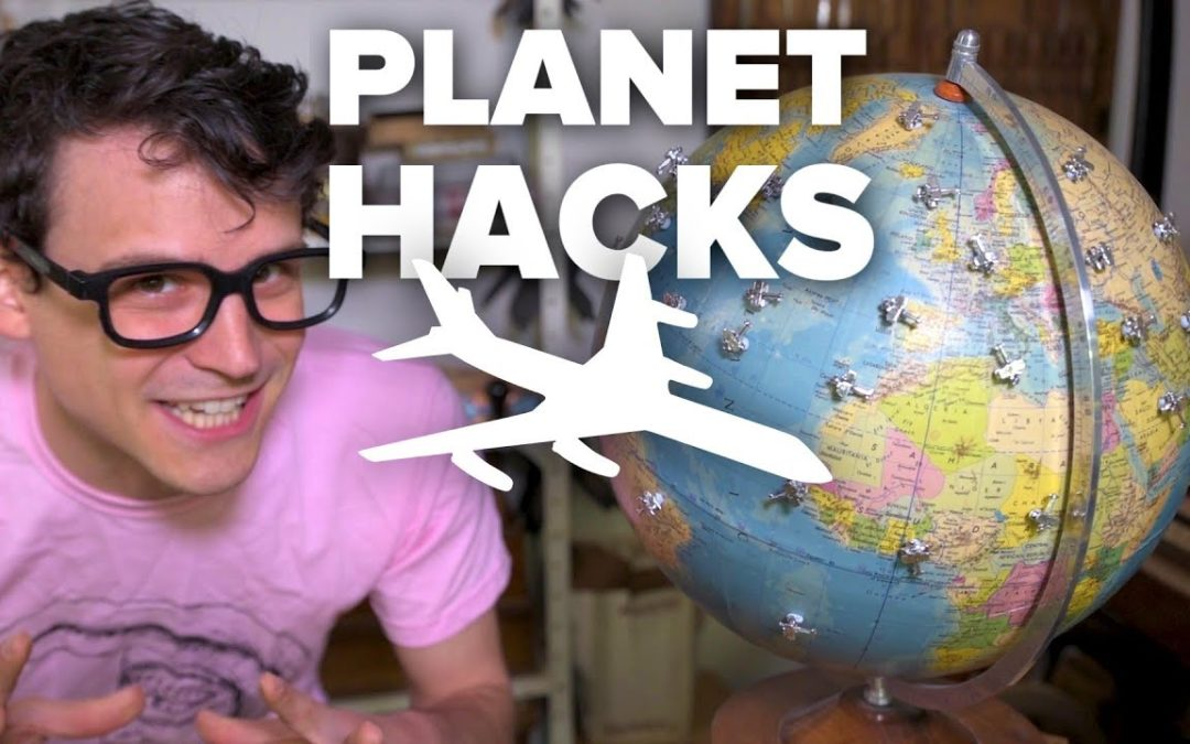 Planet Hacks: Flying