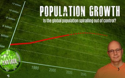 Population Growth. Is it out of control?