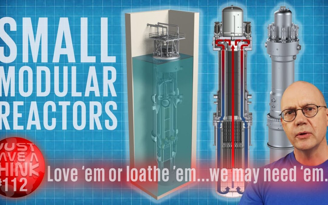 Small Modular Reactors. Are they now unavoidable?