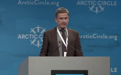 Stefan Rahmstorf about Arctic Tipping Points