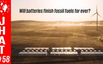 TESLA batteries : Are they the Holy Grail of Climate Change?