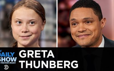 The Daily Show – Greta Thunberg – Inspiring Others to Take a Stand