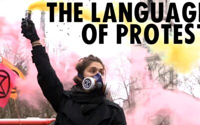 The Language of Protest