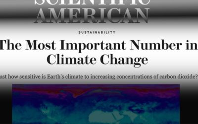 The Most Important Number in Climate Change