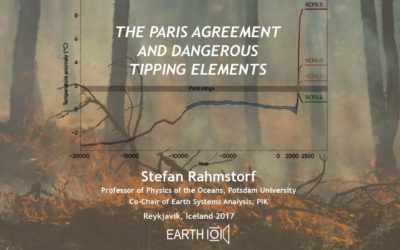 The Paris Agreement and Dangerous Tipping Elements