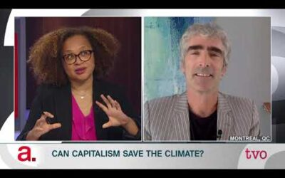 Tom Rand: Can Capitalism Stop Climate Change?