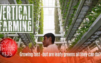 Vertical Farming: Growing fast!