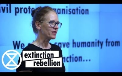 What we want to do is save humanity from extinction