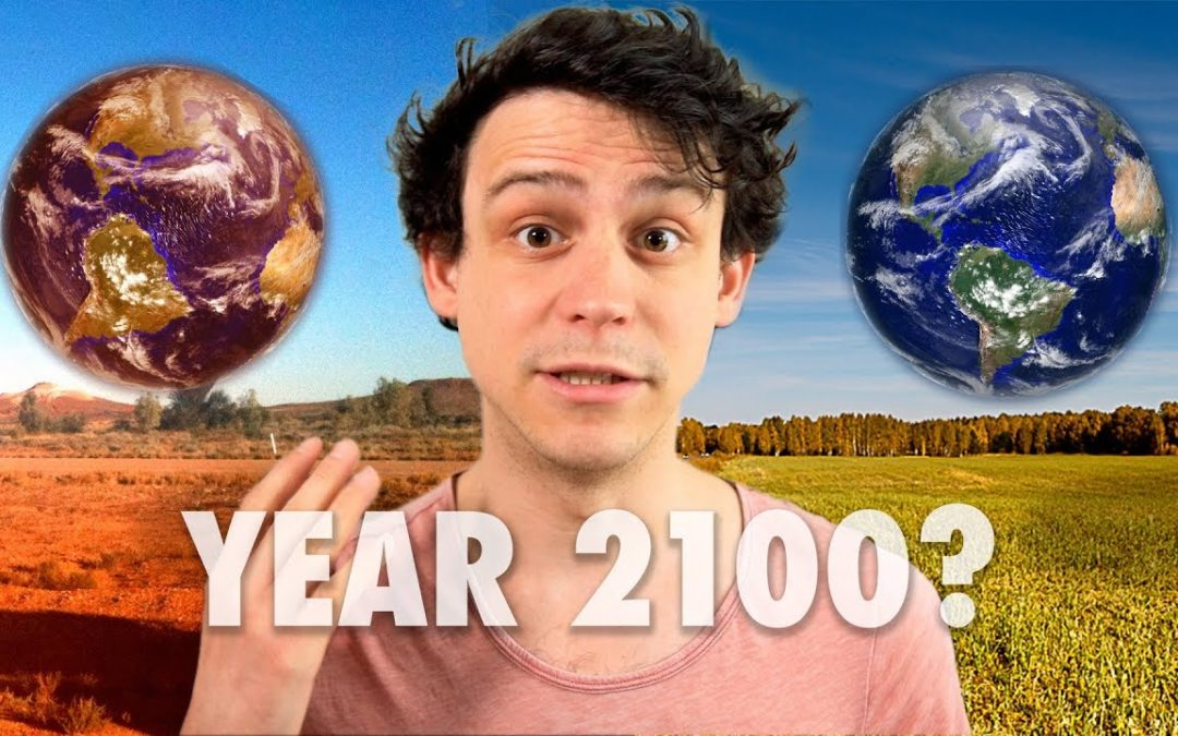 What will Earth look like in 2100?