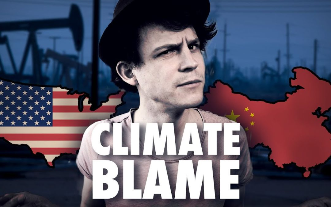 Which country is to blame for climate change?
