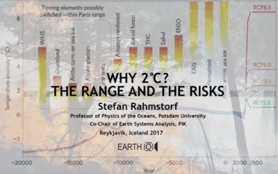 Why 2°C? The Range and the Risks