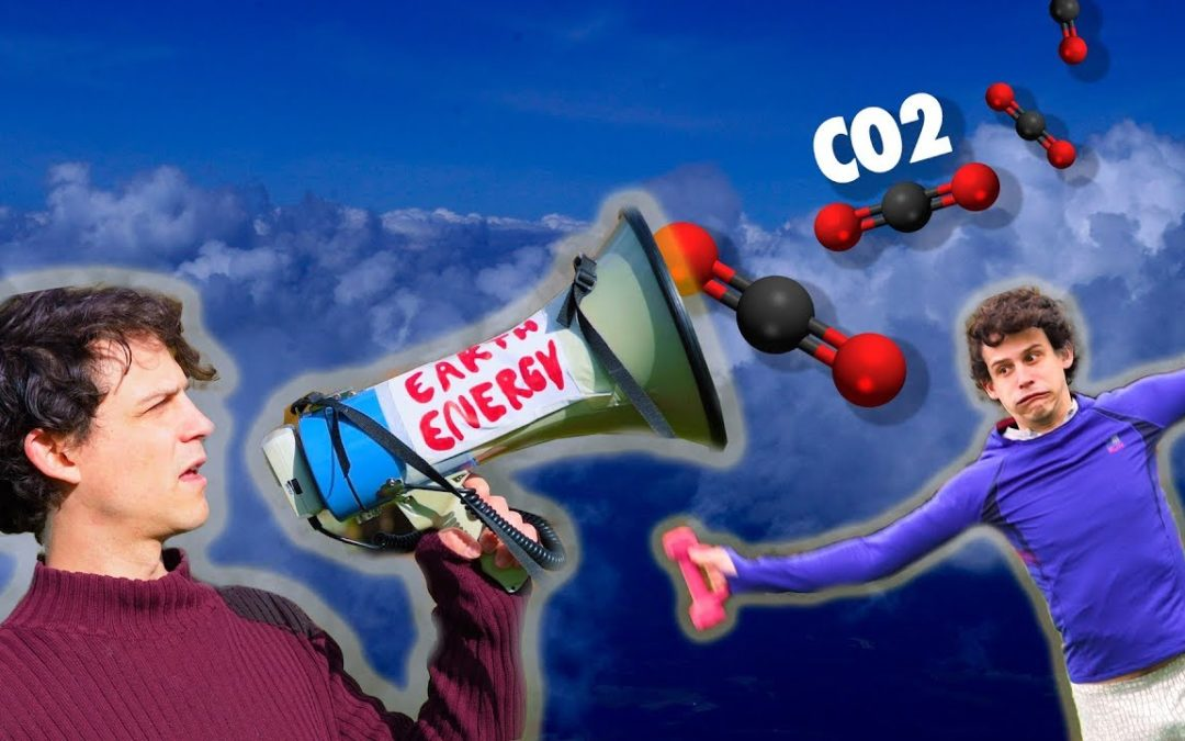 Why does CO2 cause the Greenhouse Effect? | Climate Chemistry