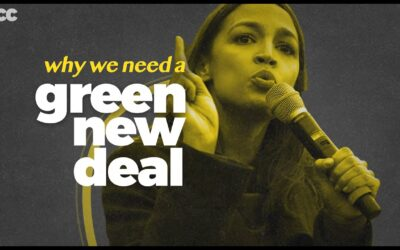 Why we need a Green New Deal right now